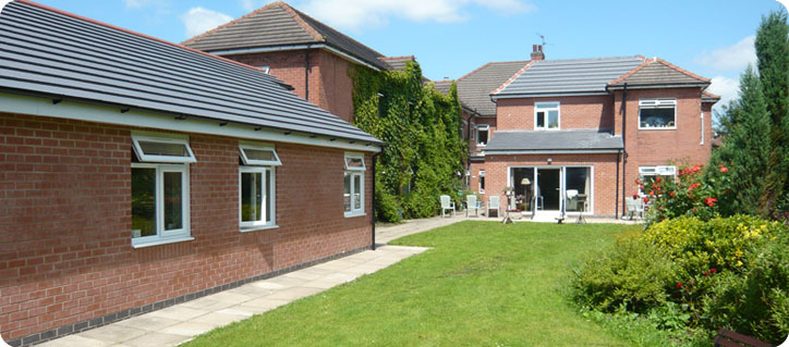 Care Home In Newark